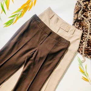 Ann Taylor Two Pairs 6p Margo Style Pants